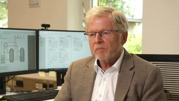 Honorarprofessor Klaus Knoll