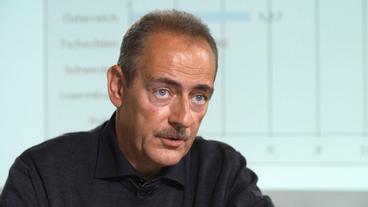 Energieexperte Werner Dorß