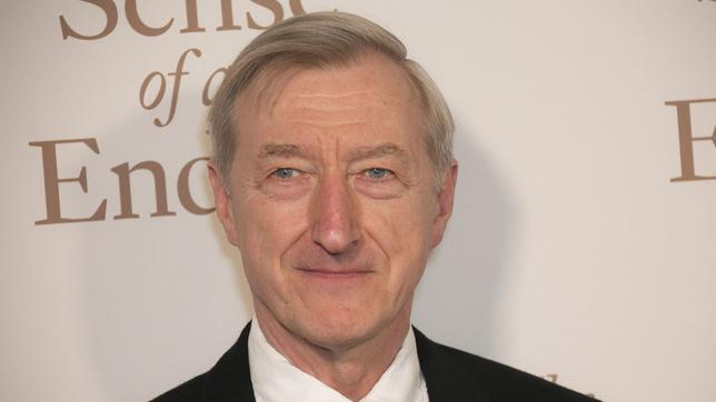 Julian Barnes 2017 in London