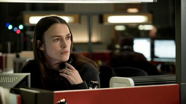 "Keira Knightley als Katharine Gun in ""Official Secrets"""