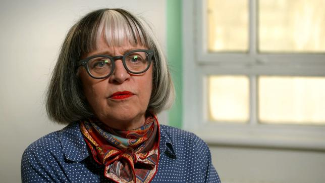 Die Autorin Philippa Perry