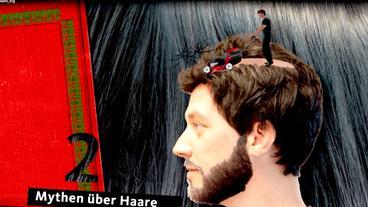 kopf haare abrasieren