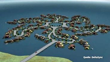 Schwimmende Städte