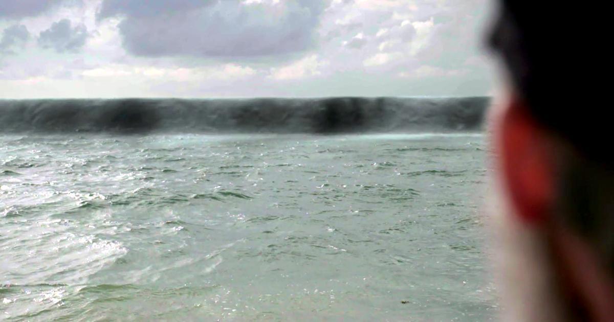 1858: Tsunami in der Nordsee | W wie Wissen