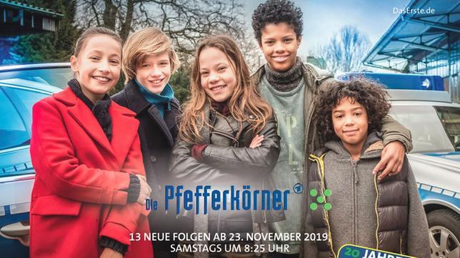"""""""Die Pfefferkörner"""" - ab 23. November 2019 im Ersten"""