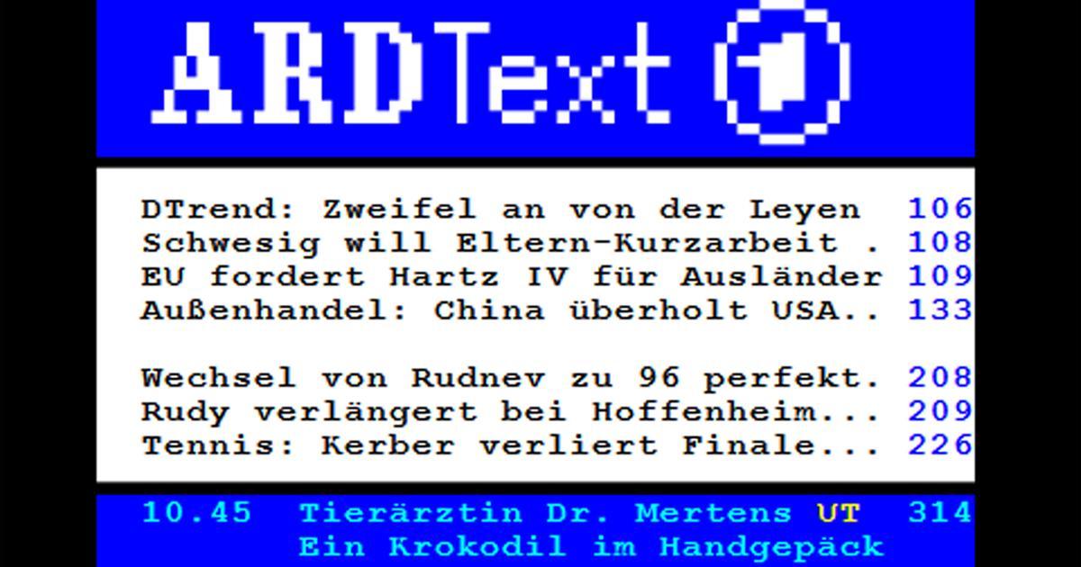 Www Ard Text Mobil