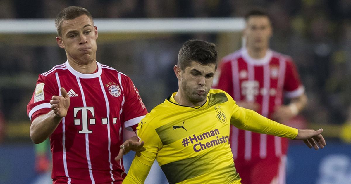 Bayern Dortmund Tv übertragung