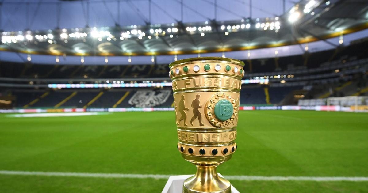 Dfb Pokal Halbfinale Live