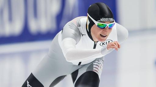 Video Eisschnelllauf Der Frauen Sportschau Ard Das Erste
