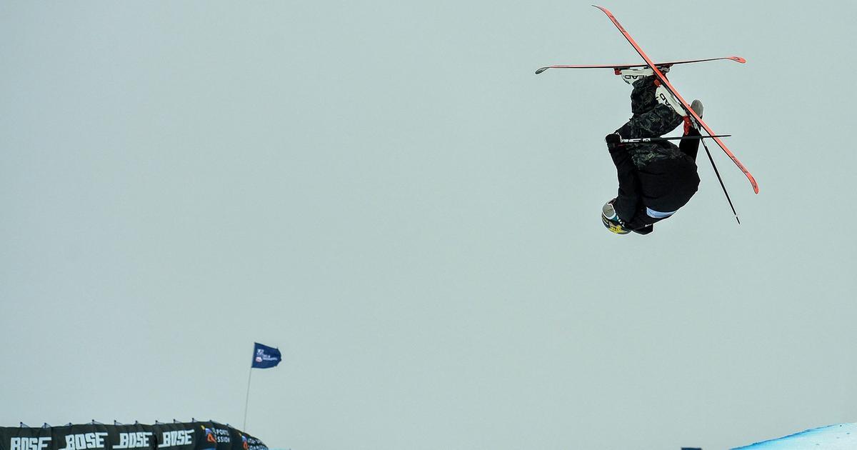 video der slopestyle weltcup aus sportschau ard. Black Bedroom Furniture Sets. Home Design Ideas
