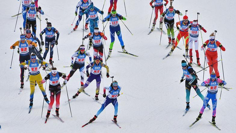 Ard Mediathek Biathlon