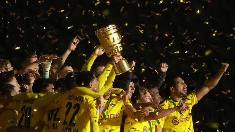 Dfb Pokal Dortmund Paderborn