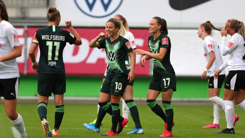 Damenfußball Bundesliga