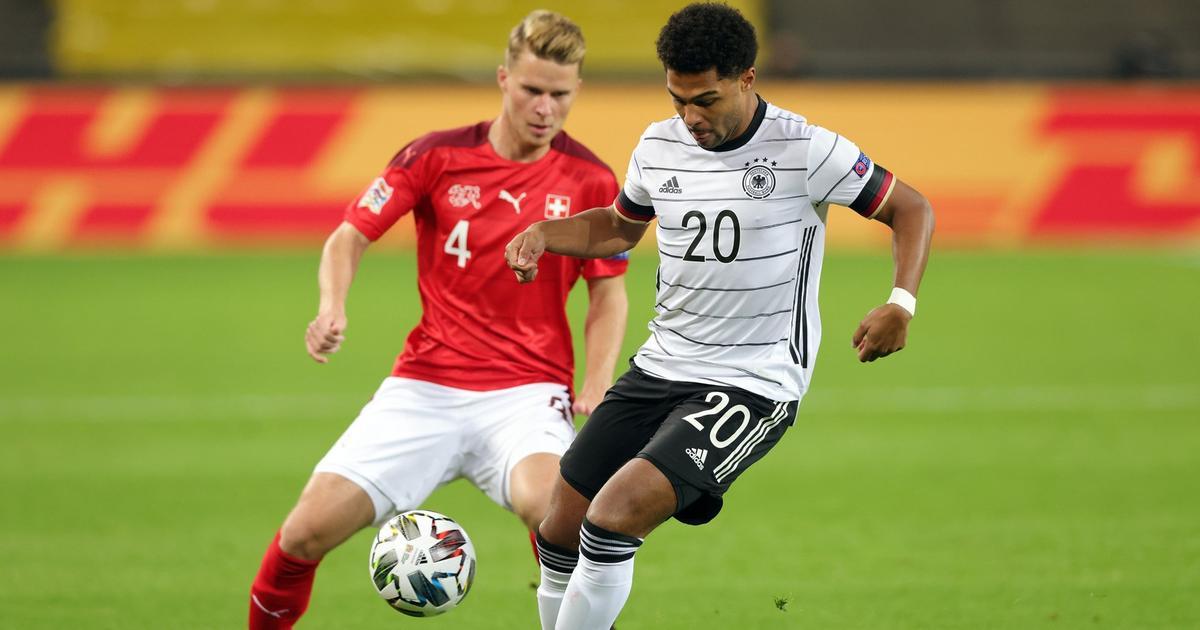 Deutschland Gegen Schweiz