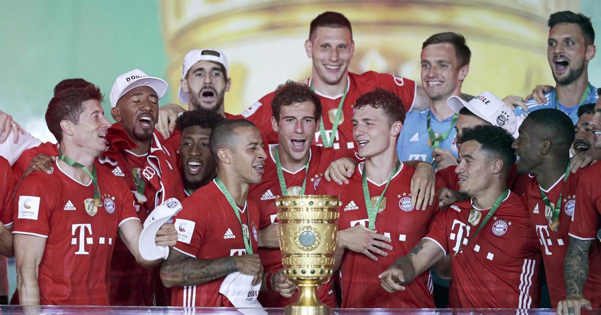 Dfb Pokalfinale 2021 Ard