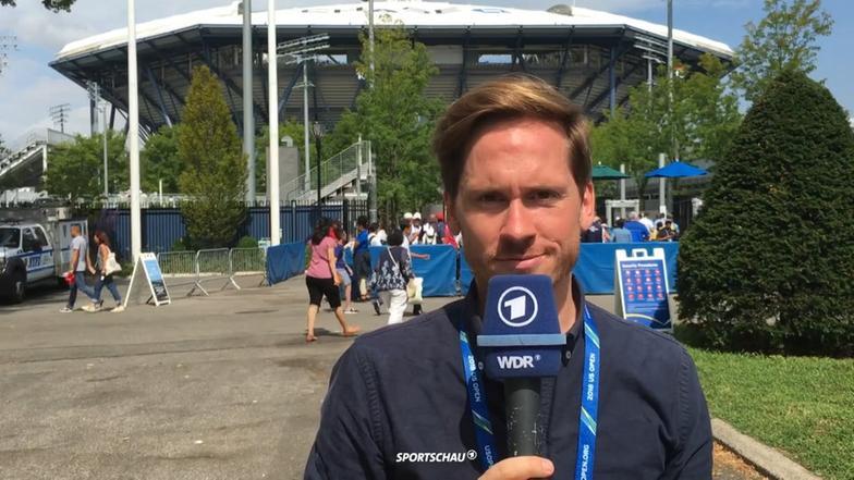 Video Us Open 2018 Das Halbzeit Sportschau Ard Das Erste
