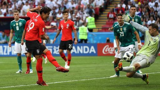 Video Südkorea Gegen Deutschland Sportschau Ard Das Erste