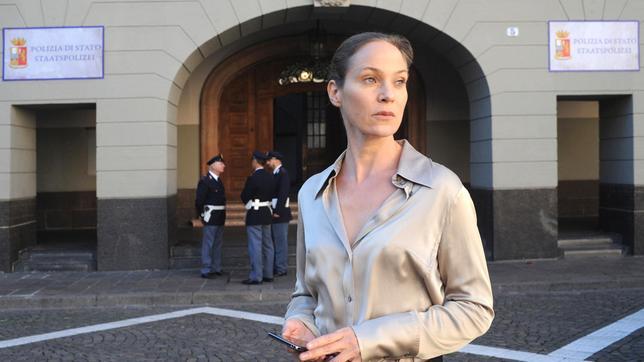 Fragen An Jeanette Hain Der Bozen Krimi Ard Das Erste