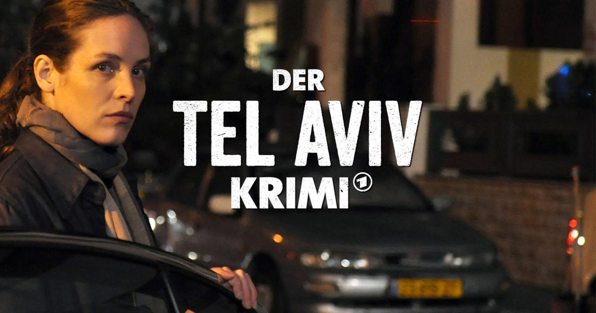 Der Tel-Aviv-Krimi
