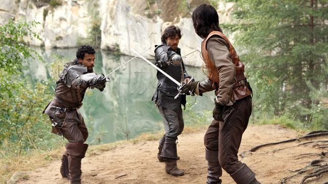 name drei musketiere