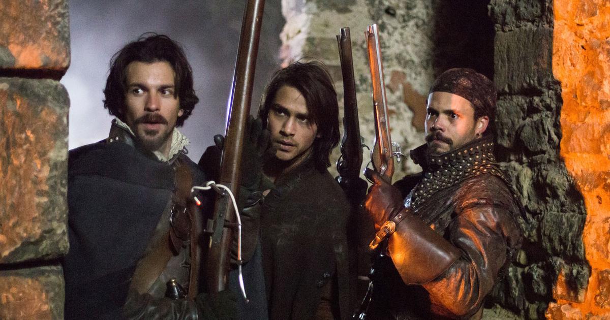 Ard Die Musketiere