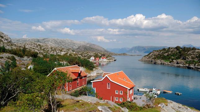 leben am fjord