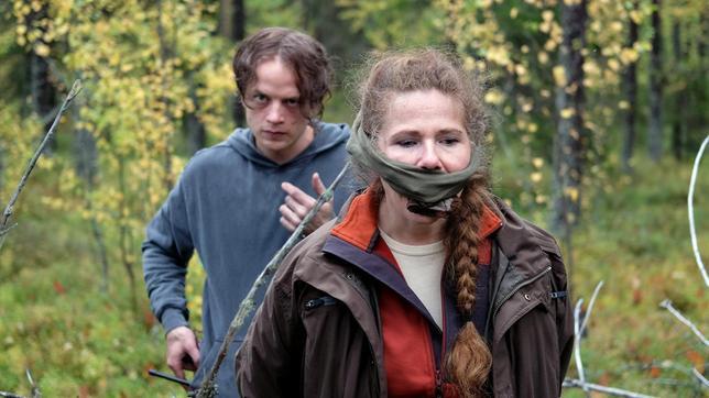 Benjamin hat Ragnhild gefangen genommen