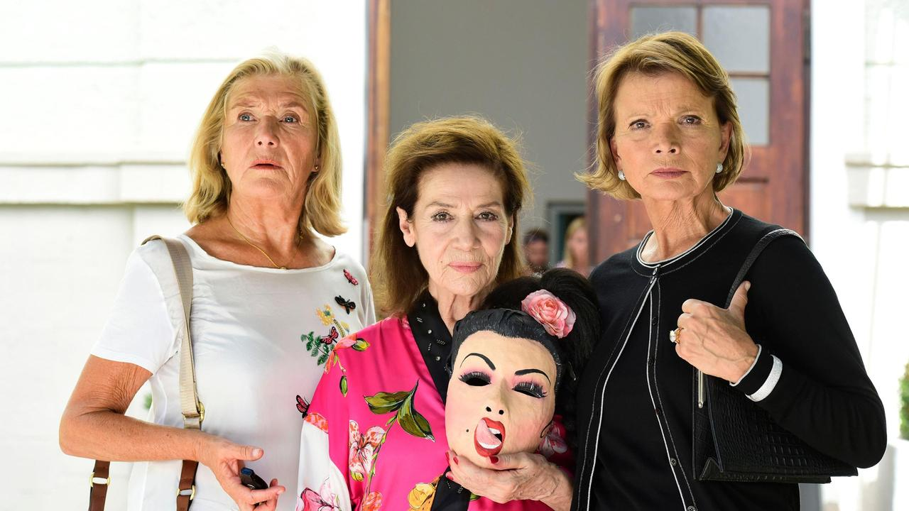 Helga, Kiki und Maria