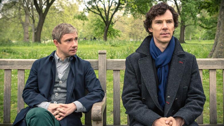 Sherlock Im Zeichen Der Drei