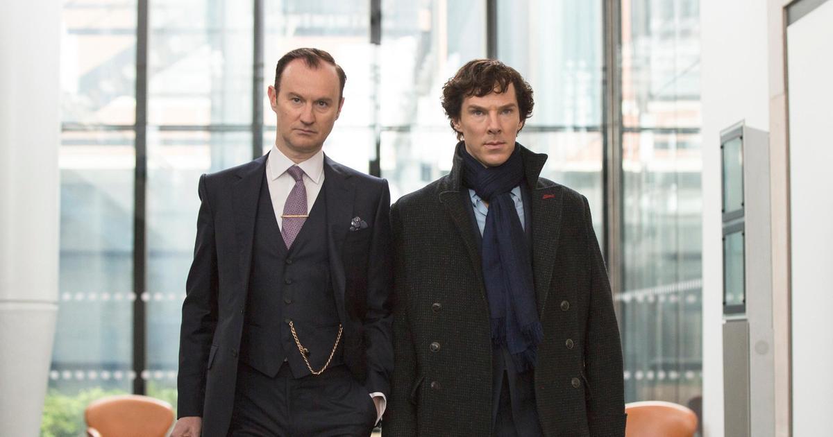 Mediathek Sherlock