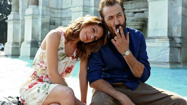 Rocco (Marco Giallini) liebt seine Marina (Isabella Ragonese) wie am ersten Tag.