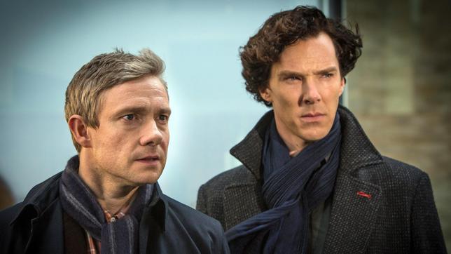 Sherlock Mediathek