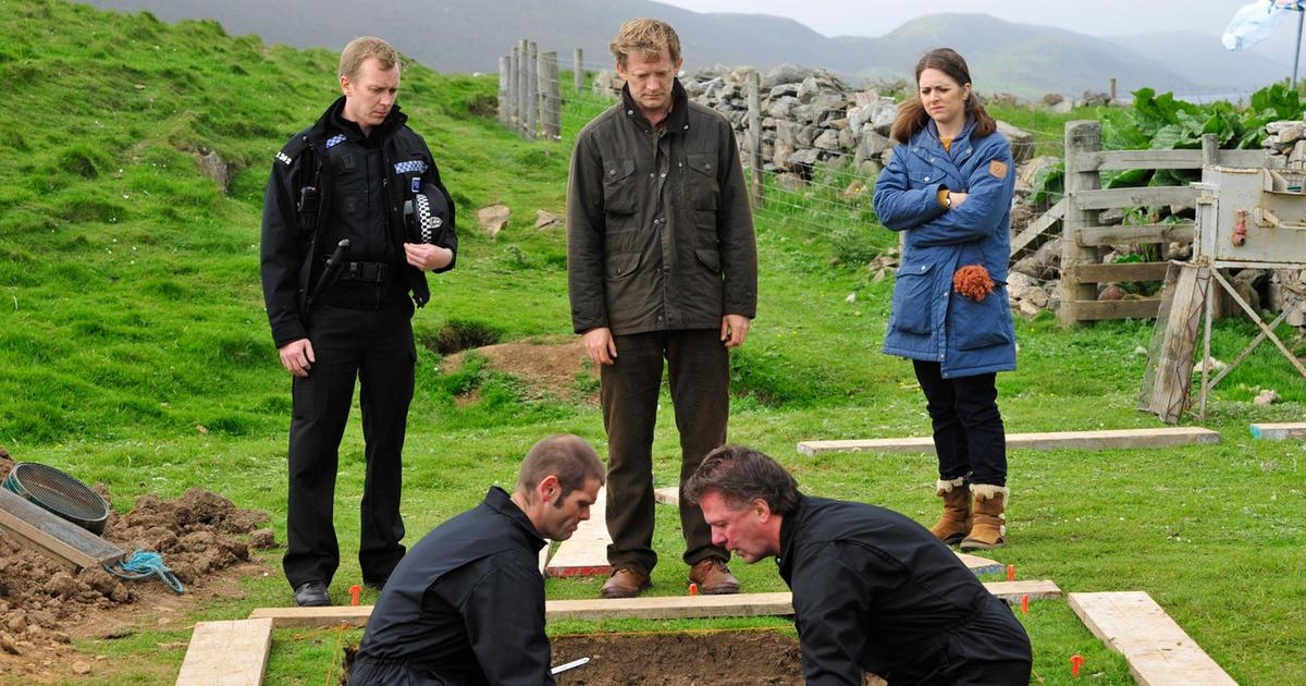 Shetland Krimi