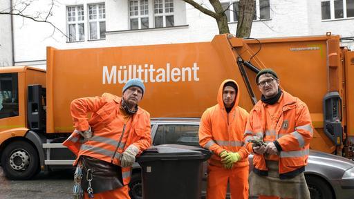 Die Drei von der Müllabfuhr - Freitag im Ersten - ARD | Das Erste