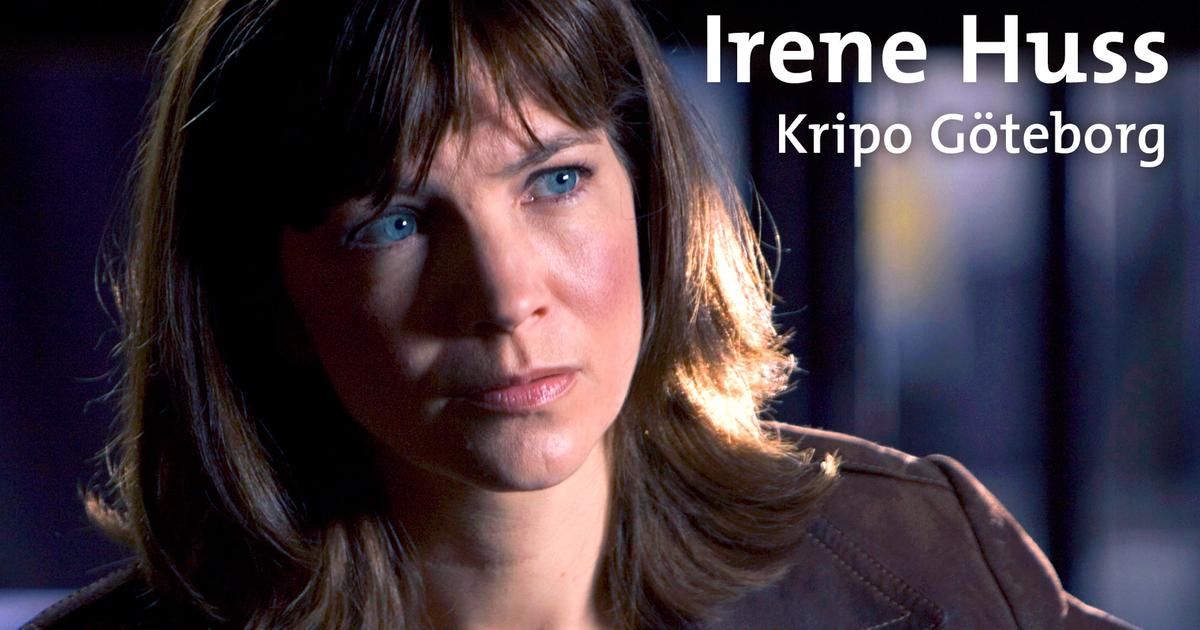 Irene Huss Kripo Göteborg Stream