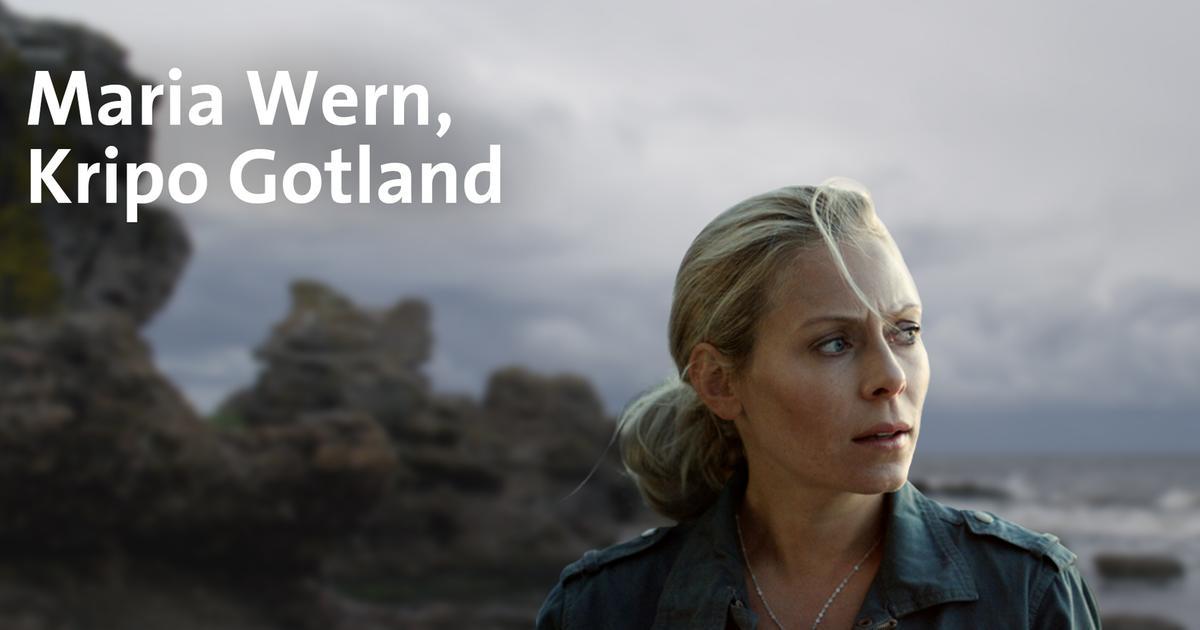Maria Wern Kripo Gotland Mediathek