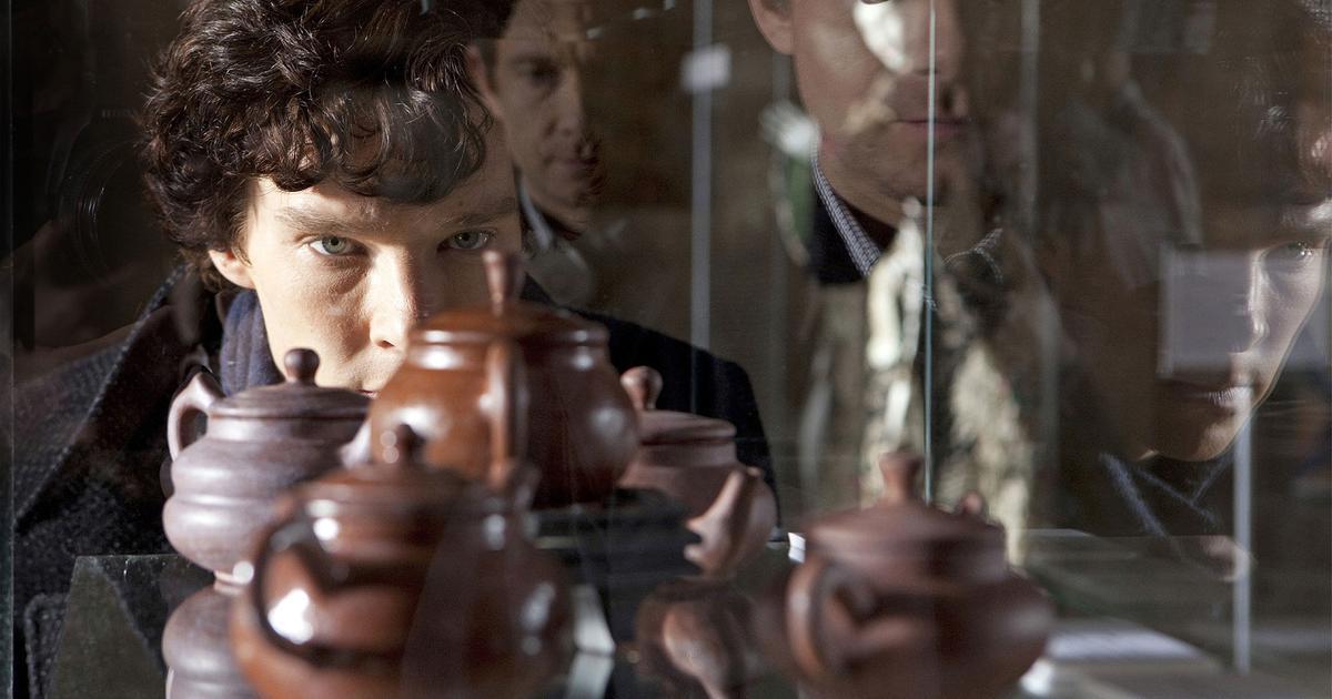 Sherlock Der Blinde Banker Stream