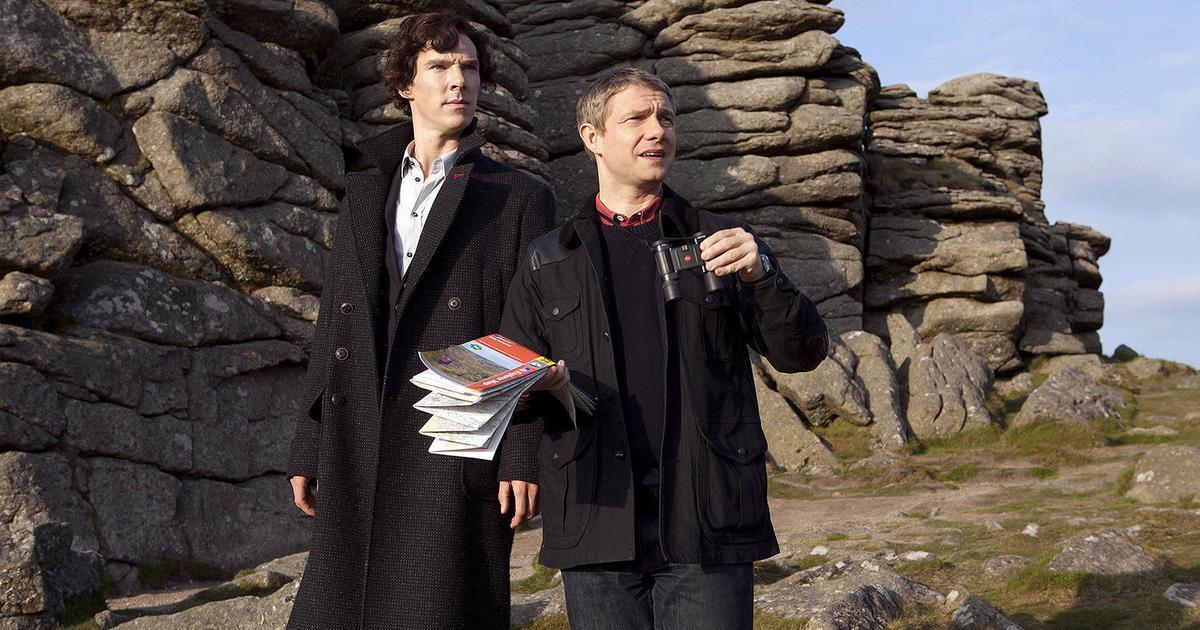 Sherlock Die Hunde Von Baskerville