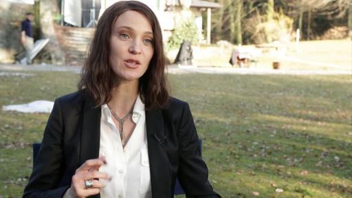 Video Jeanette Hain Uber Ihre Sommerkino Im Ersten Ard Das