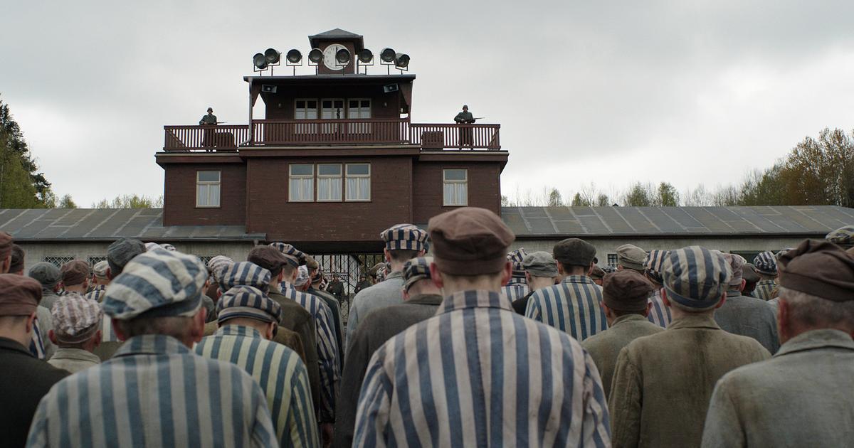 häftlinge im kz