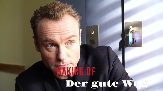 "Making-of: ""Tatort: Der gute Weg"""