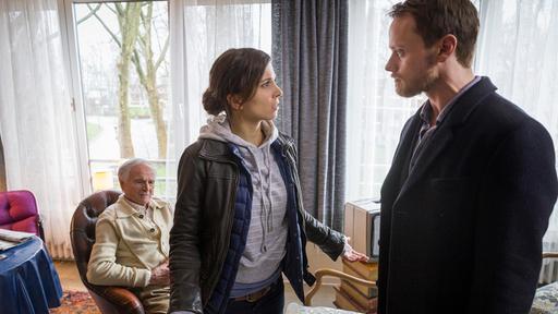 Interview Mit Aylin Tezel Tatort Ard Das Erste
