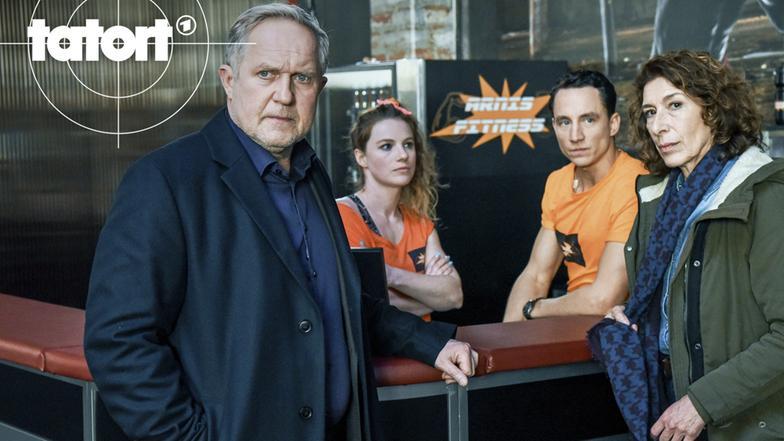 Tatort: hardcore nackt