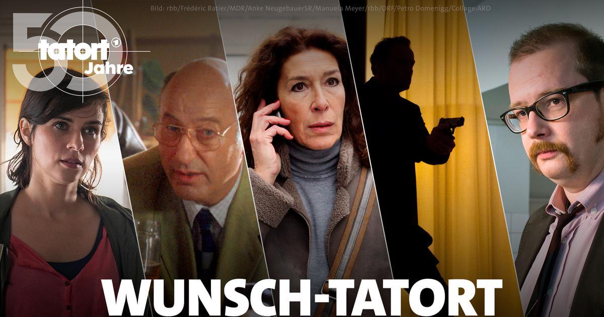 Ard Wunsch Tatort Heute