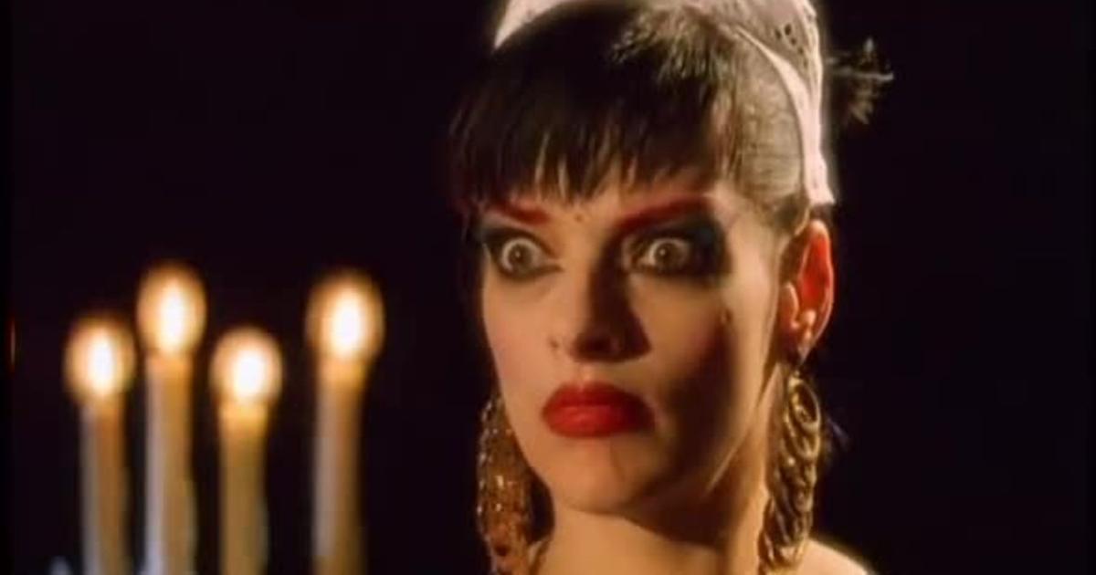 Nina Hagen Stimme