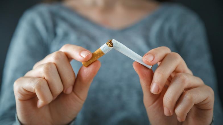 Rauchen: Was der Körper verzeiht