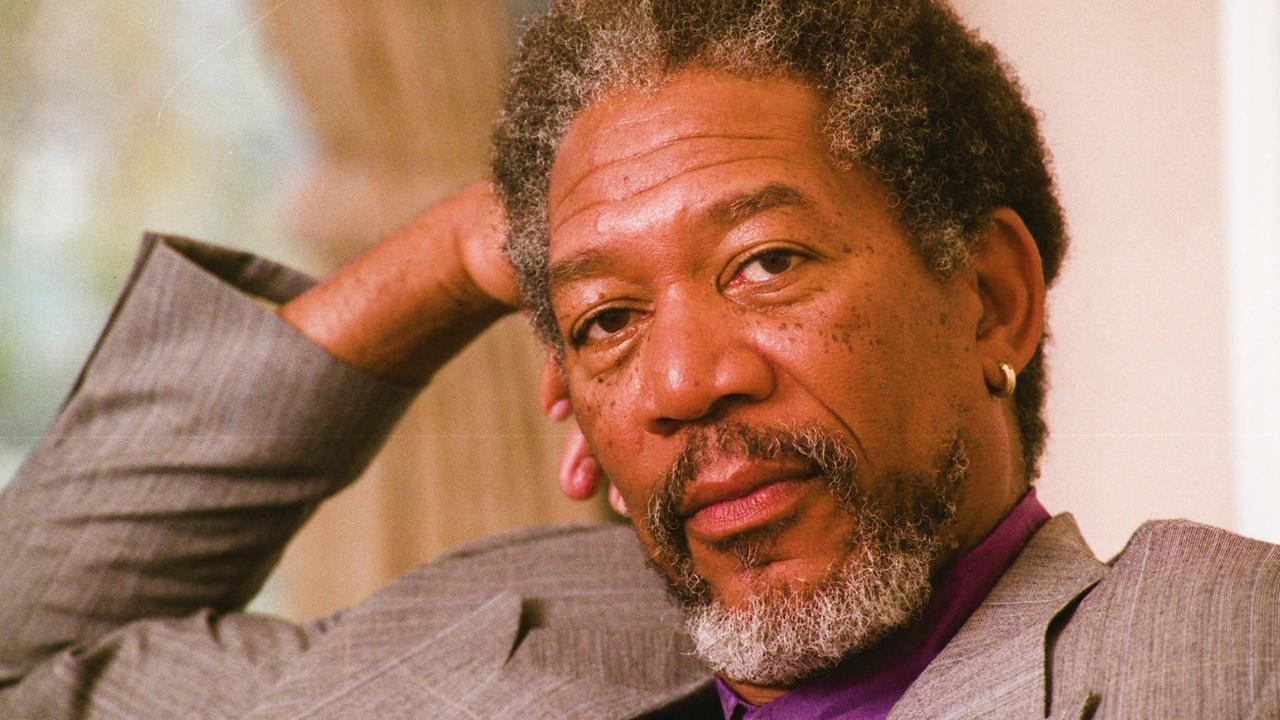 Video Morgan Freemans Ohrringe Wer Weiss Denn Sowas Ard Das Erste