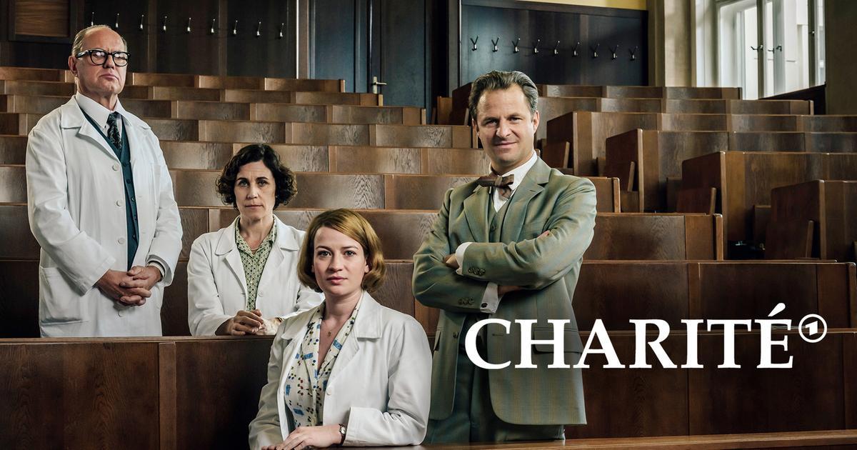 Charite Serie Staffel 3