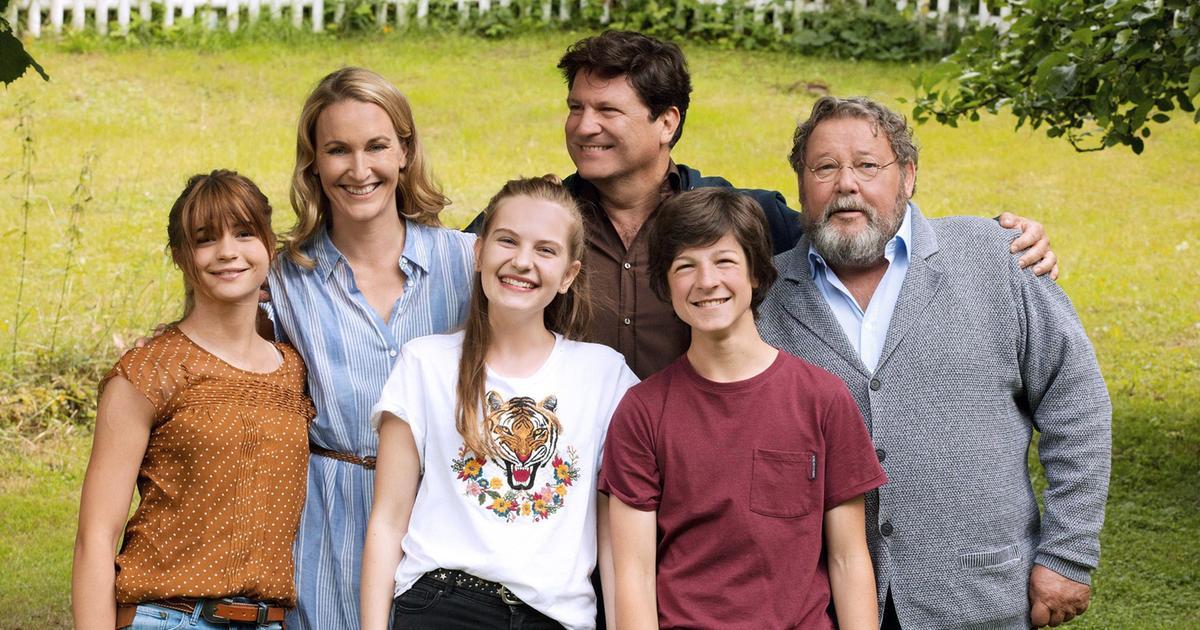 Familie Dr Kleist Clara Schwanger