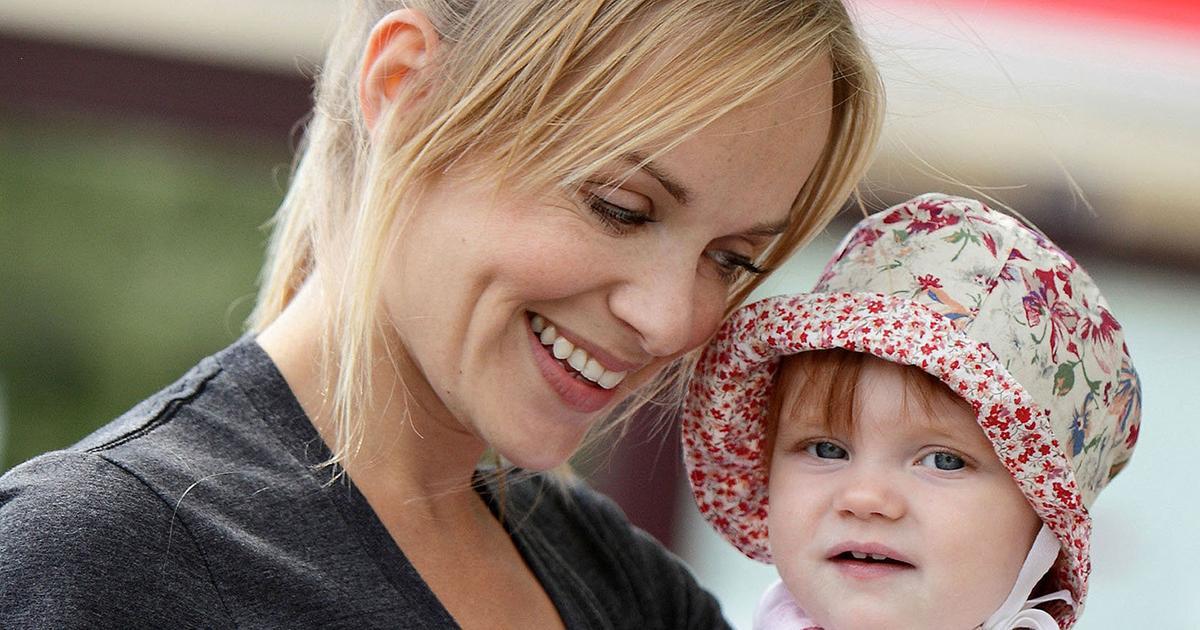 Friederike Kempter Baby